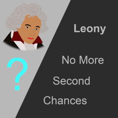 No more second chances - Hat Leony den Song geklaut? - Vorschaubild